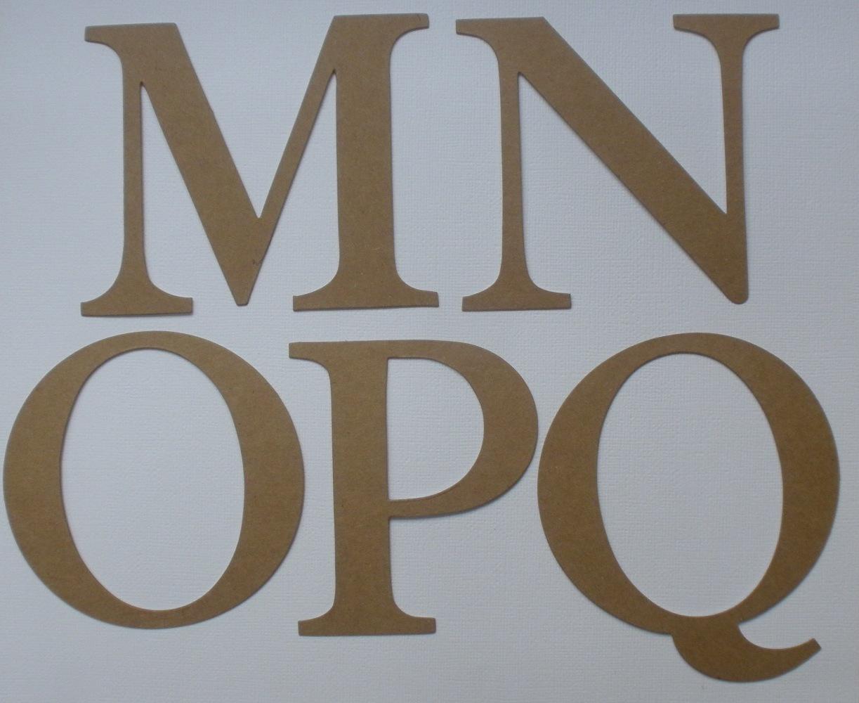 4quot elegant font large alphabet chipboard letters die With extra large chipboard letters